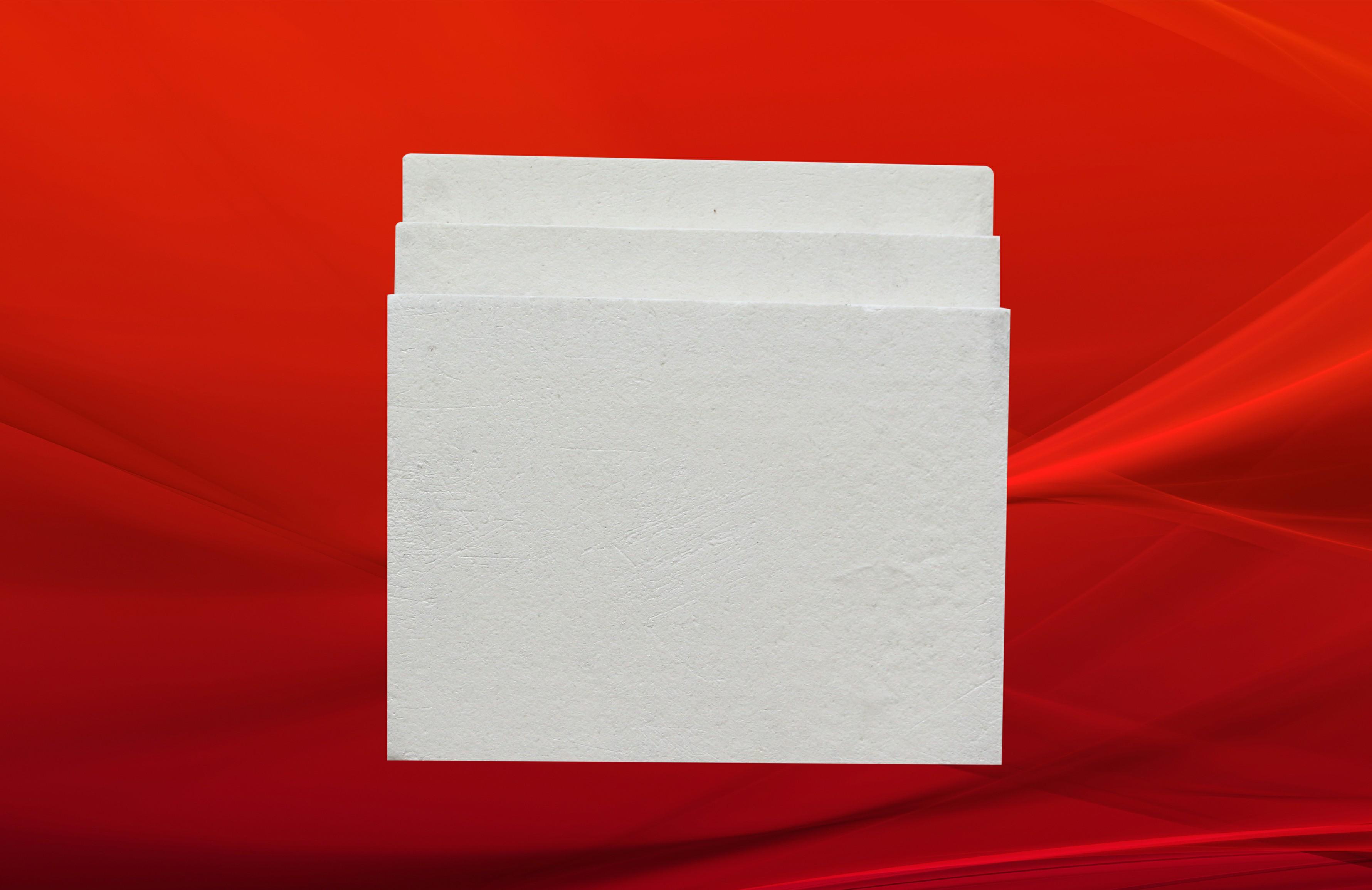 Nano-ceramic fiberboard