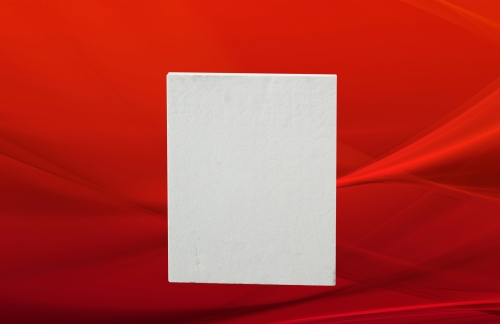 Inorganic ceramic fiberboard